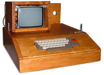 les premiers ordinateurs apple de 1976 1983 paradoxal news. Black Bedroom Furniture Sets. Home Design Ideas